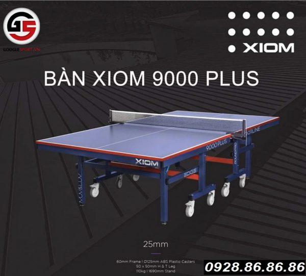 XIOM 9000 PLUS