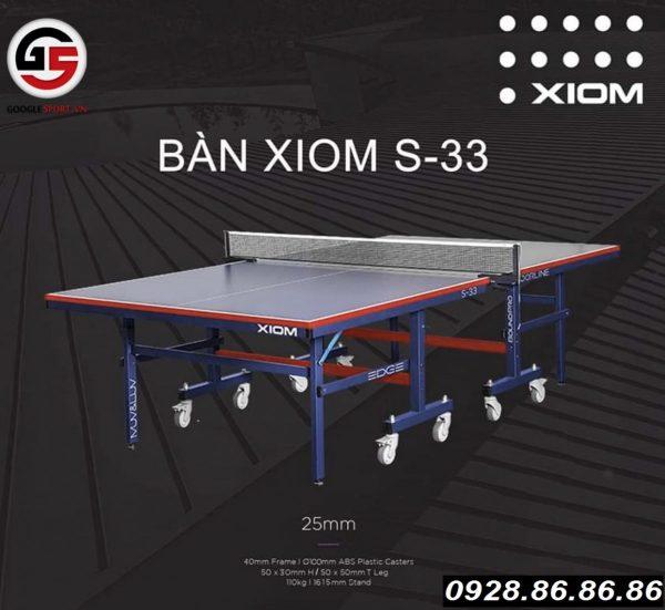 XIOM S-33